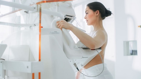 Mamografia em Curitiba: Mamógrafo