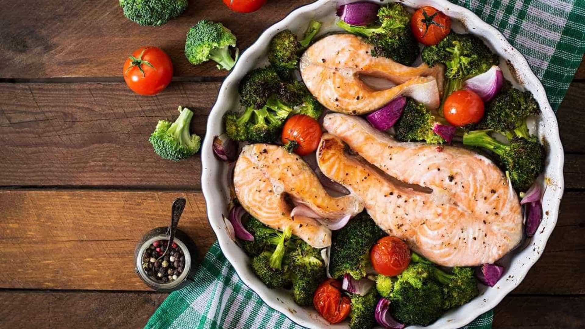 7 benefícios do peixe para a saúde
