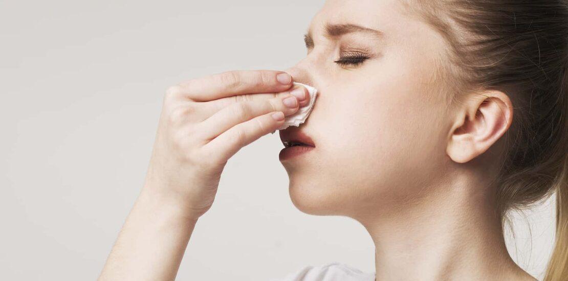 Sangramento nasal, o que pode ser?